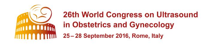 Svetski kongres ginekologije ISOUG 2016 RIM