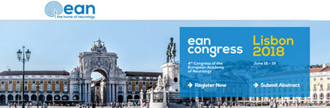 4th Congress of the European  Academy of Neurology LISABON 2018
