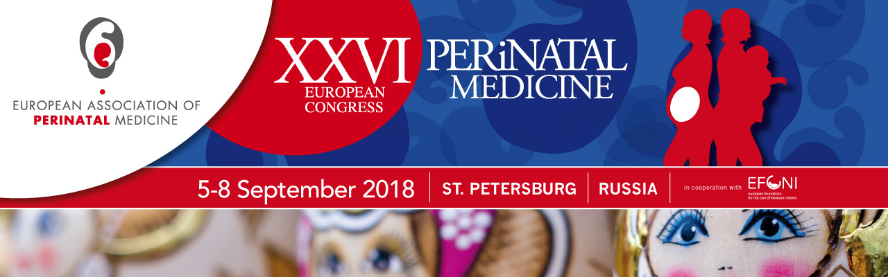 PERINATAL KONGRES 2018 SANKT PETERSBURG