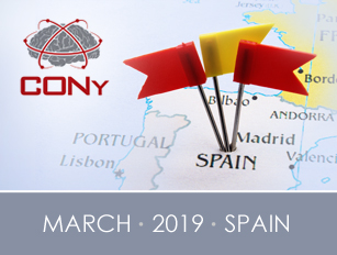 CONY 2019 MADRID
