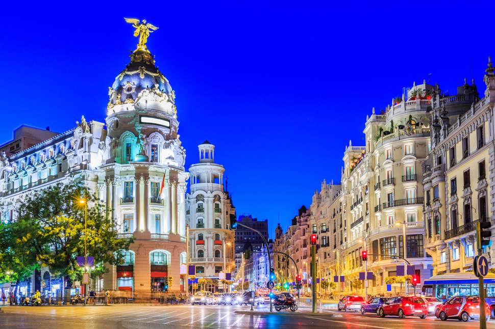 DAN PRIMIRJA MADRID