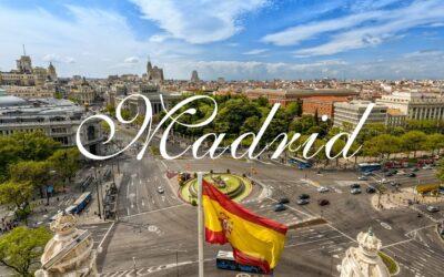 1.MAJ U MADRIDU AVIONOM
