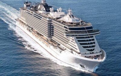 KRSTARENJE  MSC VIRTUOSA (novi brod) PROMO