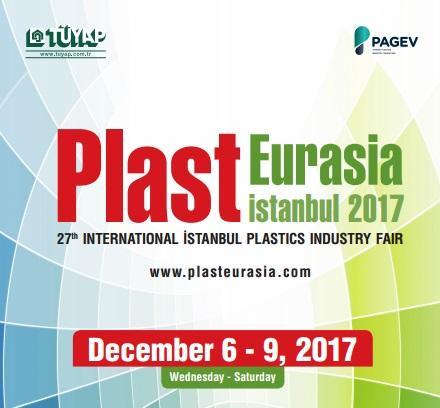 PLAST EUROASIA 2017 ISTANBUL