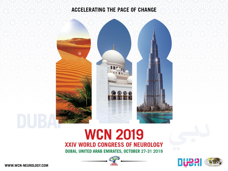SVETSKI KONGRES NEUROLOGIJE WCN 2019 DUBAI – GARANTOVANI POLAZAK